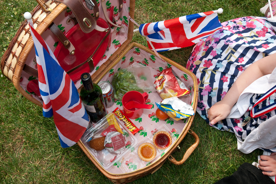 Royal Picnic by Tiffany Jones